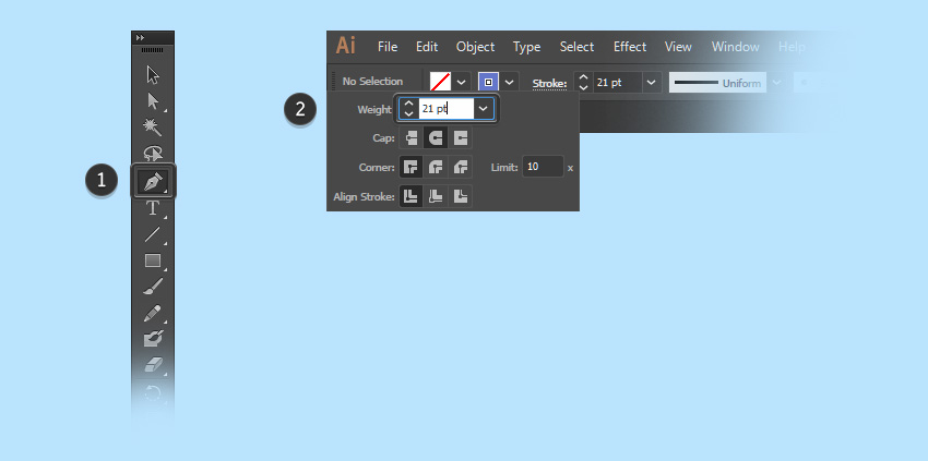 Рисуем изометрических человечков в Adobe Illustrator